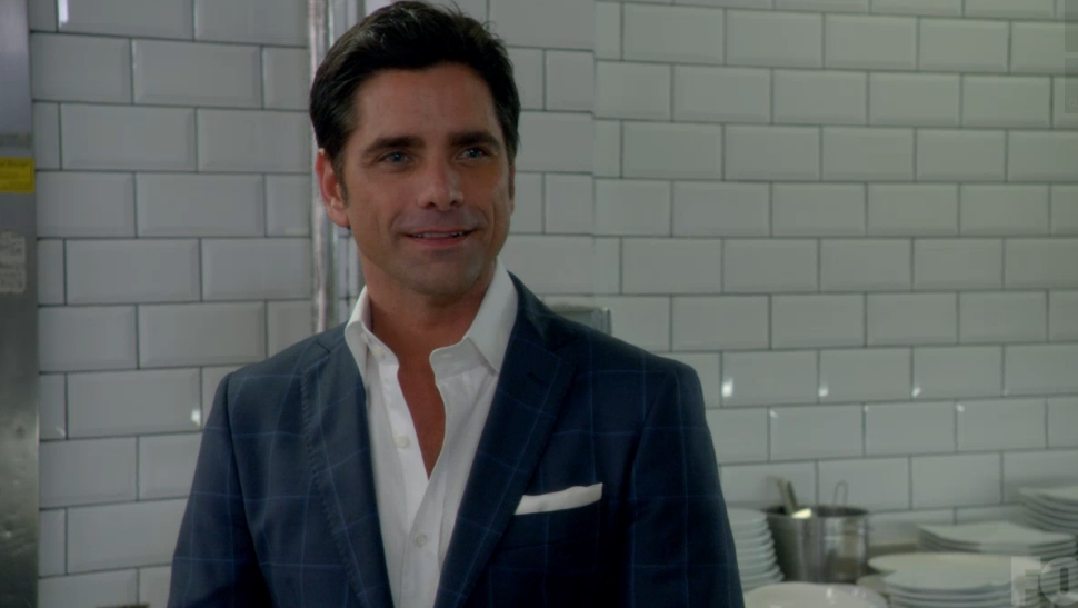 John Stamos in Grandfathered
